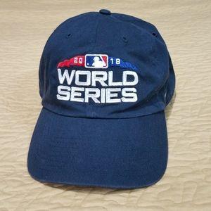 2018 MLB World Series  Strapback
